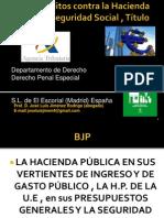 Sesión 19 Delitos Contra La Hacienda P y La SS