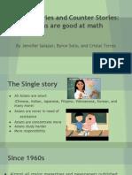 counter story presentation