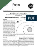 Wx Forecasting