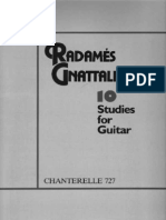 10 Studies for the Guitar