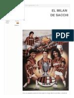 El Milan de Sacchi - Tácticas Football Manager 2012 - FMSite.pdf