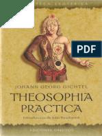 Gichtel Johann Georg - Theosophia Practica