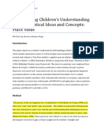 investigation childrens understandings of mathematical ideas and concepts highlighted copy