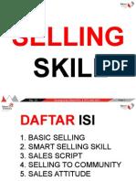 Selling Skill SF