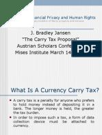ASC 2009 Carry Tax
