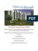 VVA Developers Bhiwadi