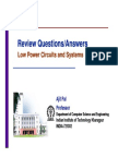 VLSI Design Interivew Questions and Answers