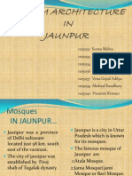 Muslim Architecture in Jaunpur