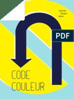 Journal de l'exposition Code couleur