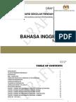 Dokumen Standard Kurikulum Dan Pentaksiran Bahasa Inggeris SK Tahun 5