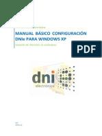Manual Basico V2.0 Utilizacion DNIe Para Windows XP