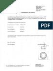 Engineer Certificates