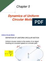 5 Uniform Circular Motion