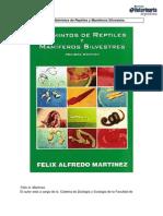 Helmintos de Reptiles y Mamiferos Silvestres