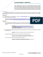 IPv6 Mobile Part1