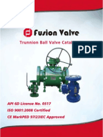 Fusion Trunnion Blv