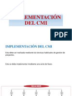 TRABAJO FINAL IMPLEMENTACION DE CMI.pptx