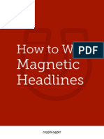Magnetic Headlines 2