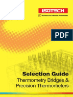 Bridges Thermometers