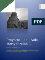Proyecto de Aula Marly Giraldo Cardona