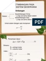 Kesetimbangan Fasa (Power Point) (1)