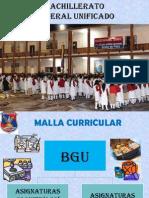 Promoción Bgu Univ