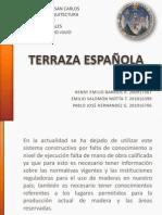 Terraza Española
