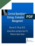 Cervical Spondylosis (1)