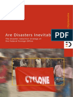 Disaster Reduction Strategy
