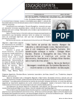 005 EDUCAÇÃO ESPÍRITA IPE-CE