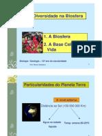 Biosfera - 10º ano