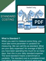 CH 12 Standard Costing