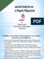 Jollibee Financial Analysis
