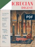 Rosicrucian Digest, August 1953