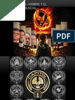 Juegos Del Hambre y orden mundial