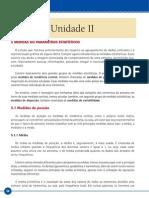 Estatística Unidade II