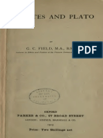 Socrates and Plato - Field (1913)