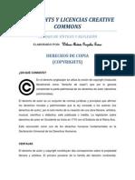 Copyright y Licencias Creative Commons