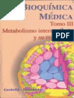 Bioquímica Médica Tomo 3 - Cardellá, Hernández
