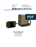 Site USB Device Server Manual