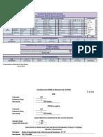 Clasificación RMR de Bieniawski (1989)-V.2.0