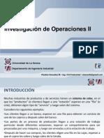 0.- Introduccion Lineas de Espera