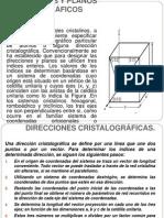 Direcciones y Planos Cristalográficos-expo