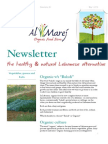 Newsletter #2 AMOFS May 2014