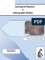 Archaeological Research Ethnographic Studies 2. 2014-Libre