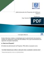 Administracion de Proyectos de Software