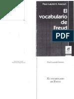 El Vocabulario de Freud Assoun Copia