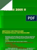 Aritmii 2005 II