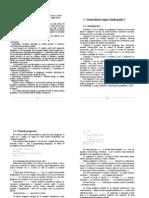 Manual de Programare