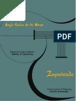 Zapateado - R. Sainz de La Maza